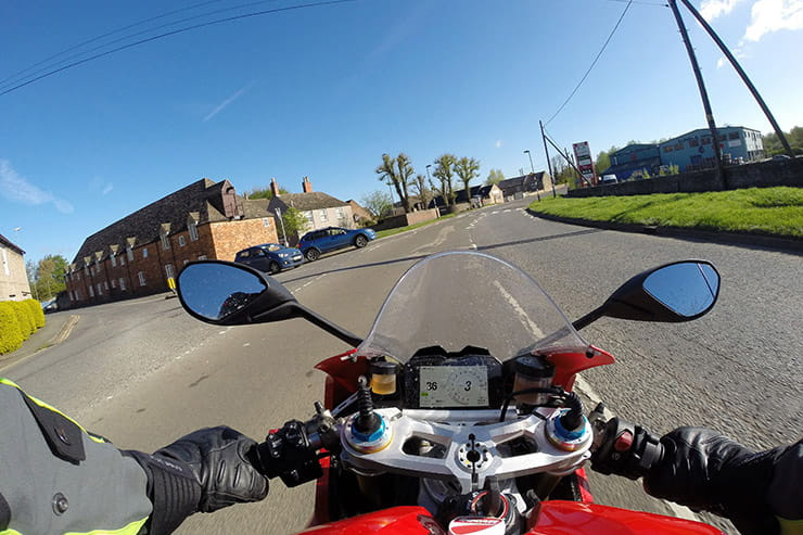 Rider Skills: How not to crash at urban or rural junctions.