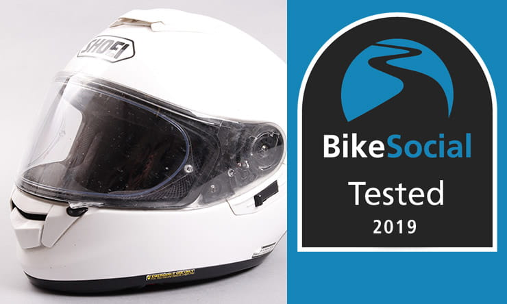 Tested: Shoei GT-Air motorcycle helmet review