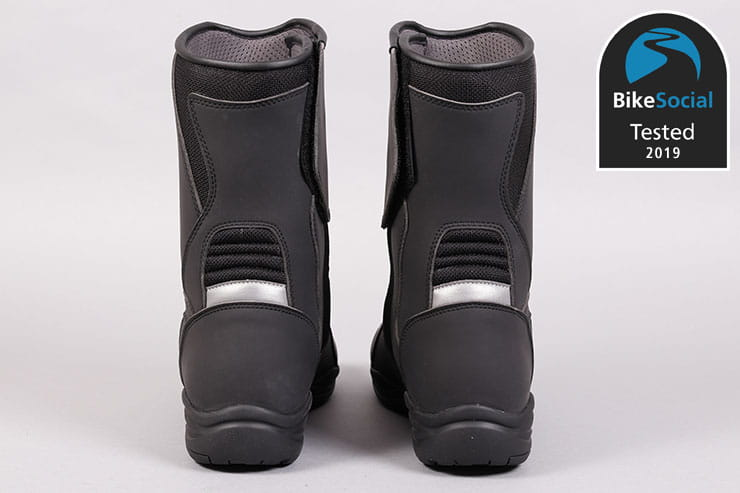 Tested: TCX Explorer Evo GTX motorcycle boots review
