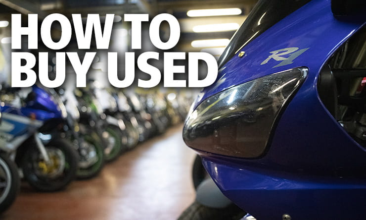 Used bike buying checklist: How to buy a second-hand motorcycle