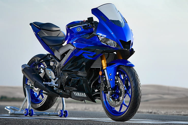 2019 Yamaha YZF-R3 review