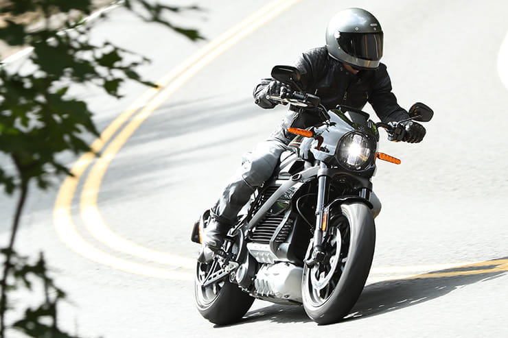 Harley Davidson Livewire (2019) | Electric motorcycle review
