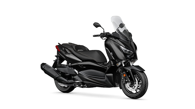 Yamaha Xmax 400 - Top 10 300-400cc scooters for 2019