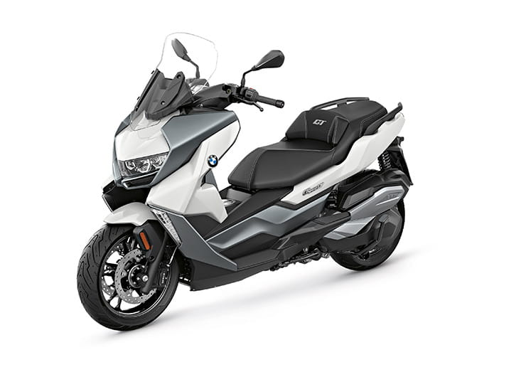 BMW C400GT - Top 10 300-400cc scooters for 2019