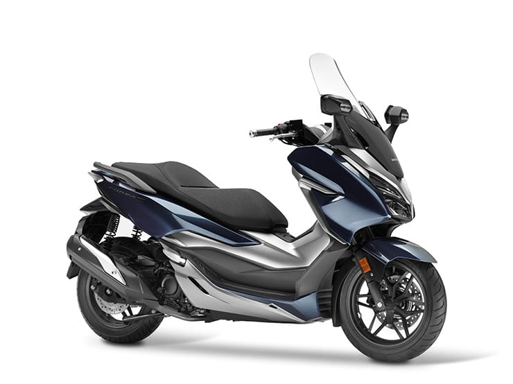 Honda Forza 300 - Top 10 300-400cc scooters for 2019