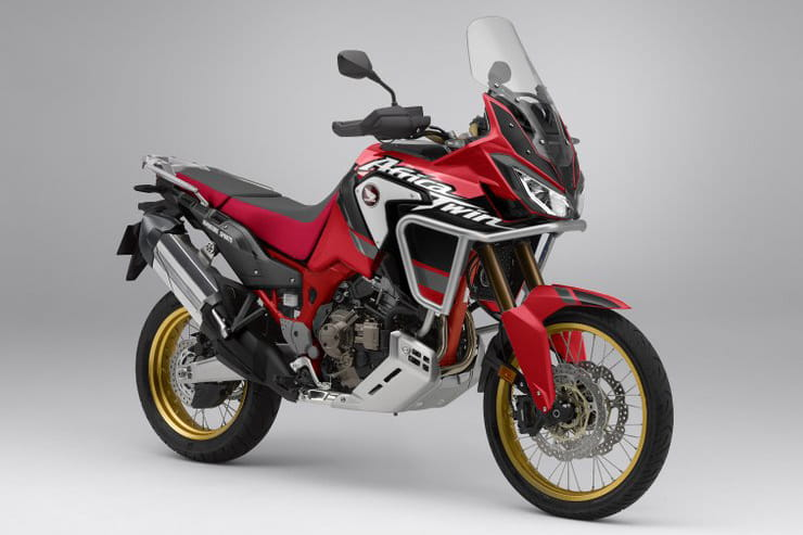 Confirmed: Honda CBF1100L Africa Twin for 2020Confirmed: Honda CBF1100L Africa Twin for 2020