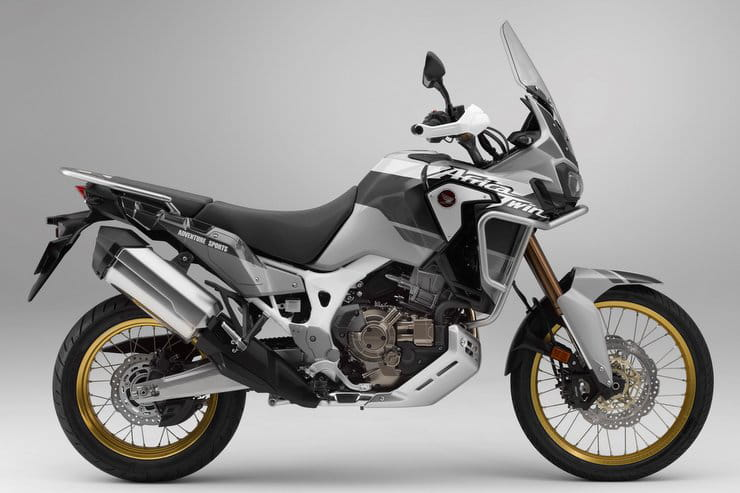 Confirmed: Honda CBF1100L Africa Twin for 2020