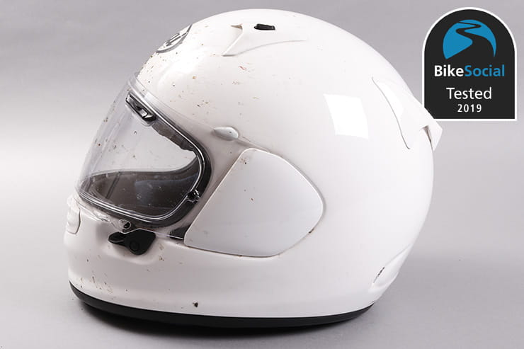 Tested: Arai Profile-V motorcycle helmet review