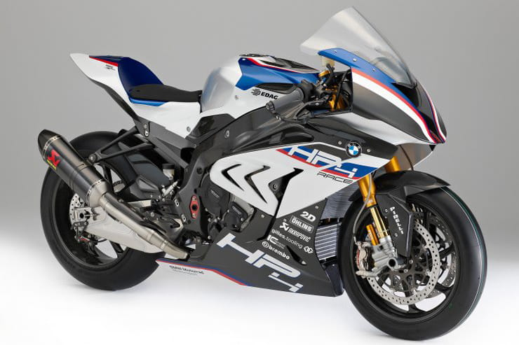 A decade of BMW superbikes as the S1000RR hits 10