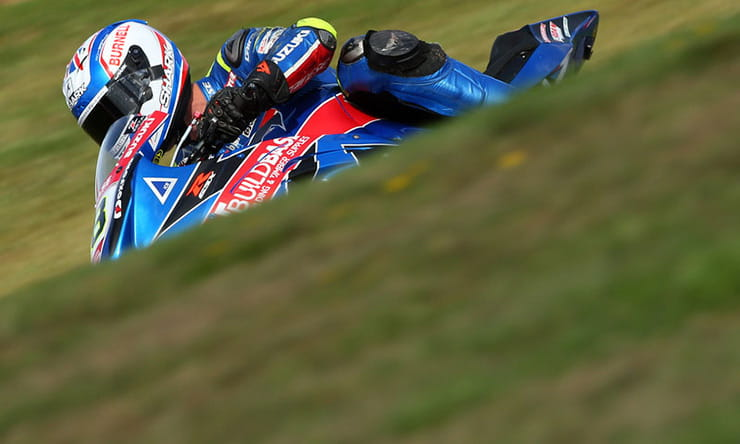 BSB 2019 Brad Ray Interview Knockhill Suzuki