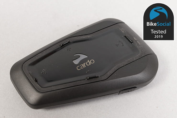 Cardo Freecom 1 plus motorcycle intercom review