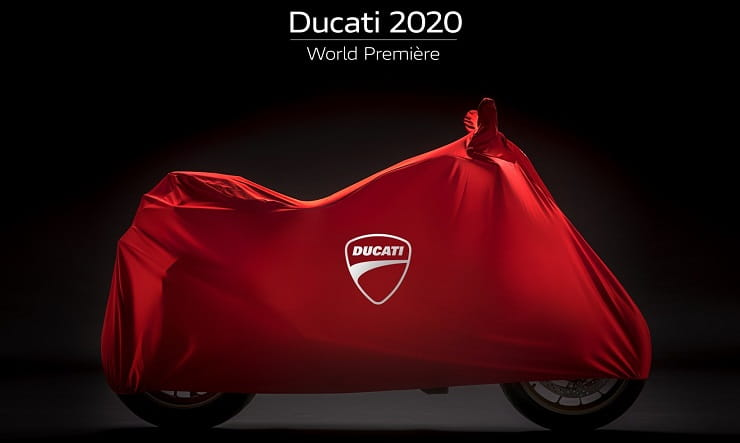 Ducati has announced the date for its 2020 model range launch – but what will be revealed?