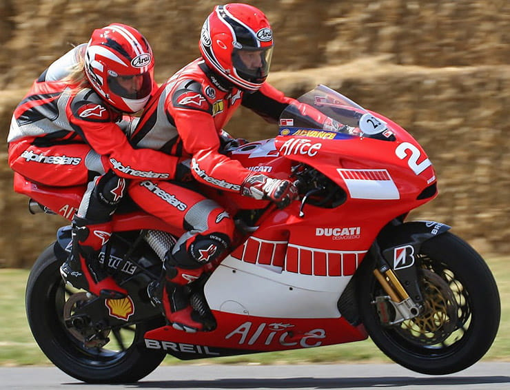 The 'must-see' bikes and riders at Goodwood Festival of Speed 2019
