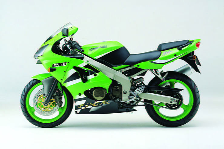 Kawasaki Ninja ZX-6R (2002): Review & Buying Guide