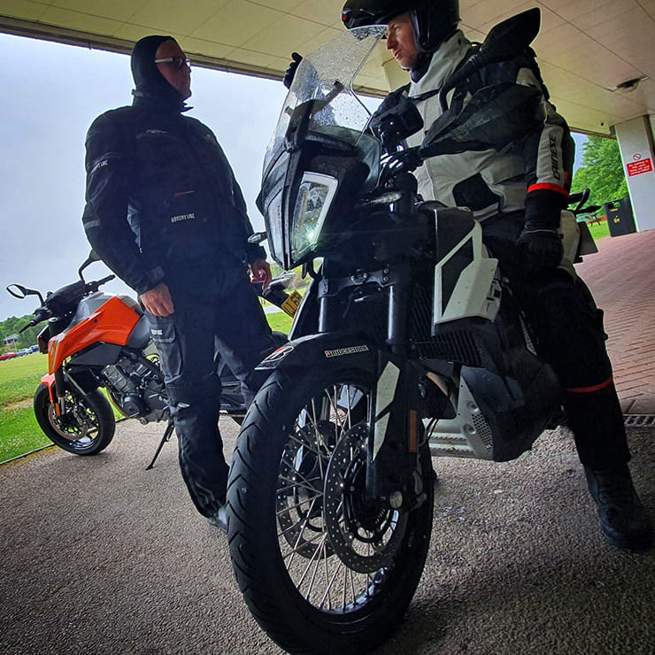 Seven Adventures on a KTM 790 Adventure – 3. To The TT