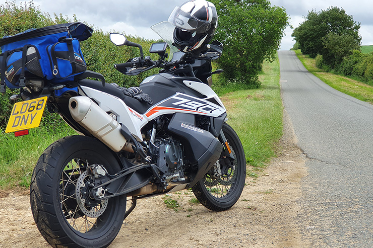 Seven Adventures on a KTM 790 Adventure – 6. Local Adventures by Sat Nav