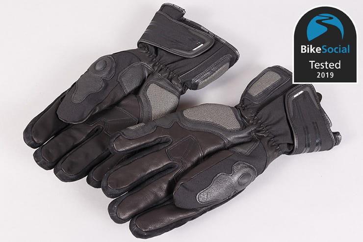 Tested: Richa Arctic waterproof winter motorcycle glove review