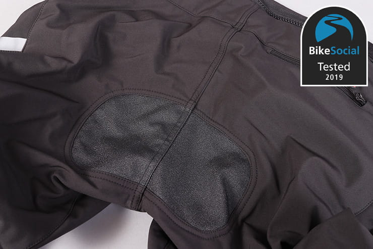 Tested: Richa Softshell waterproof motorcycle trousers review