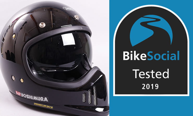 Tested: Shoei Ex-Zero motorcycle helmet review