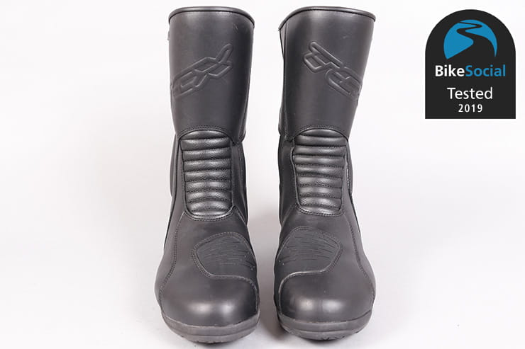 Tested Tcx X Five Plus Gore Tex Waterproof Motorcycle Boots Review