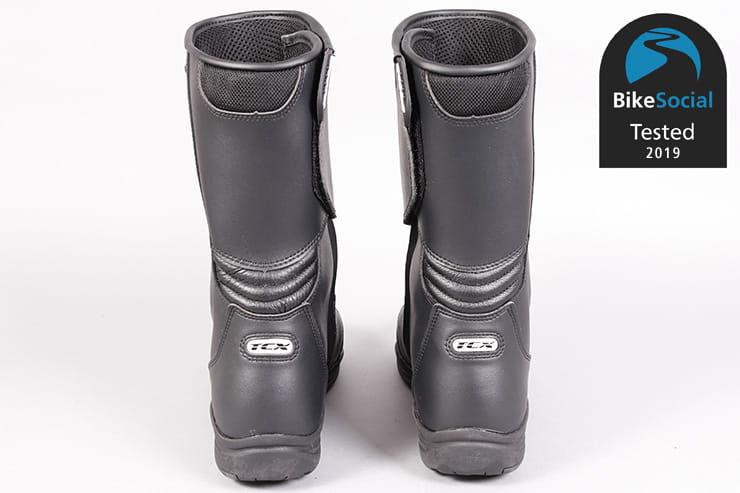 TCX X-Five Plus Gore-Tex waterproof motorcycle boots review