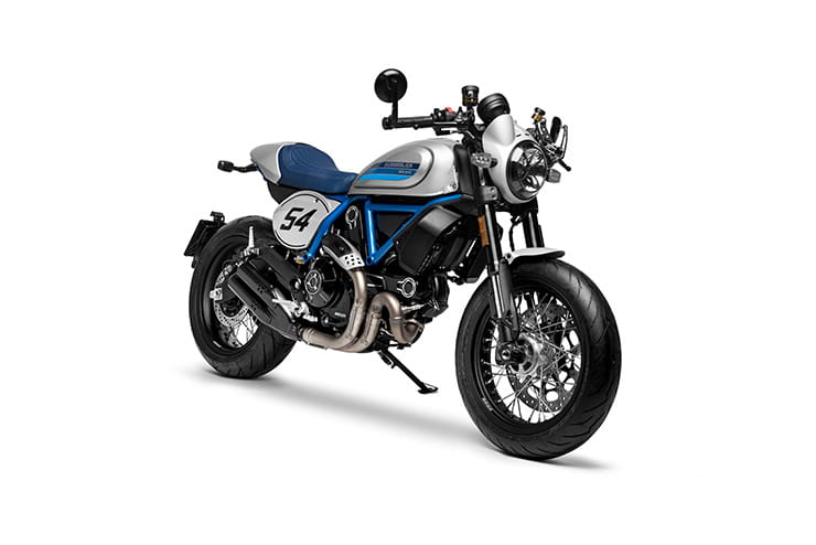 Top 10 2019 cafe racers - Ducati Scrambler Cafe Racer