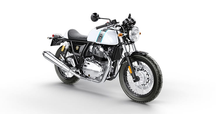 Top 10 2019 cafe racers - Royal Enfield Continental GT