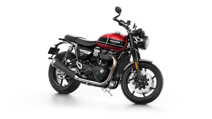 Top 10 2019 cafe racers - Triumph Speed Twin