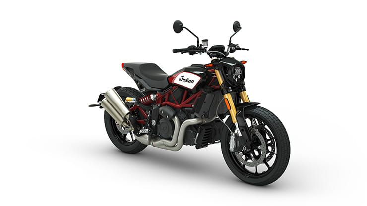 Top 10 Scramblers (2019): Indian FTR1200