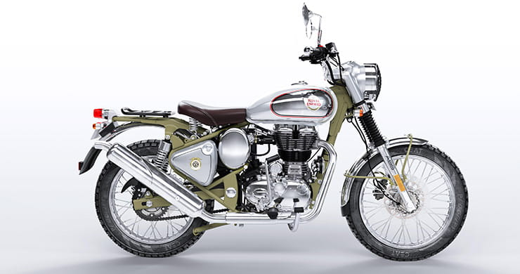 Top 10 Scramblers (2019): Royal Enfield Bullet Trials