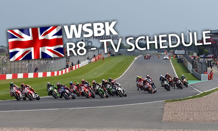 World Superbikes Round 7 Review and Round 8 TV Schedule