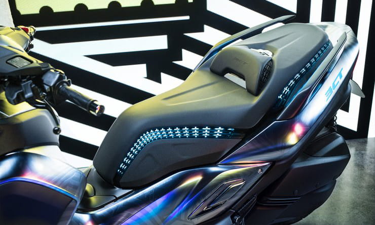 Yamaha 2019 Xsr700 Xtribute 3ct Prototype Yzf R1 Gytr Eicma Show