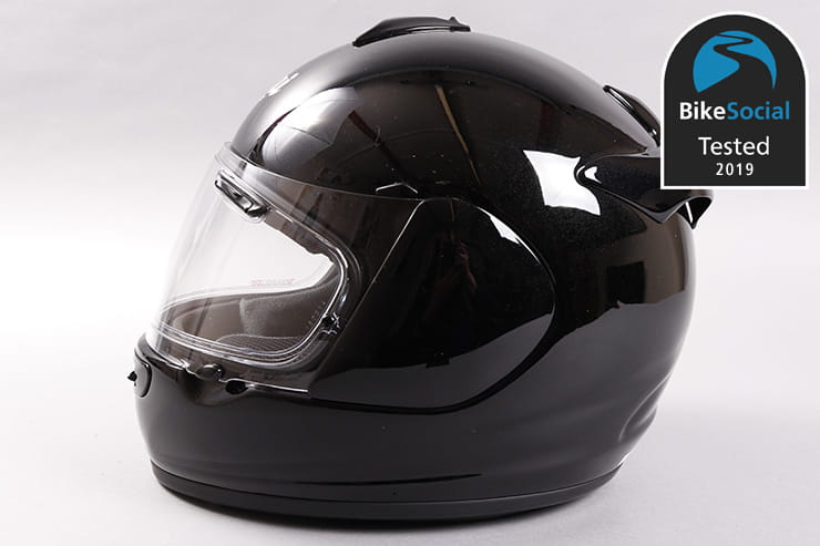 ab80e995bbb0f Tested: Arai Debut motorcycle helmet review