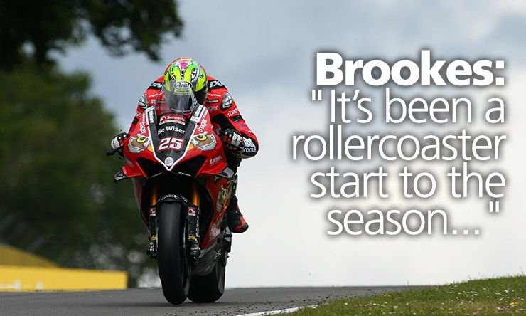 "BSB 2019 | Brookes: ""I feel good about what we can do in the coming rounds"""