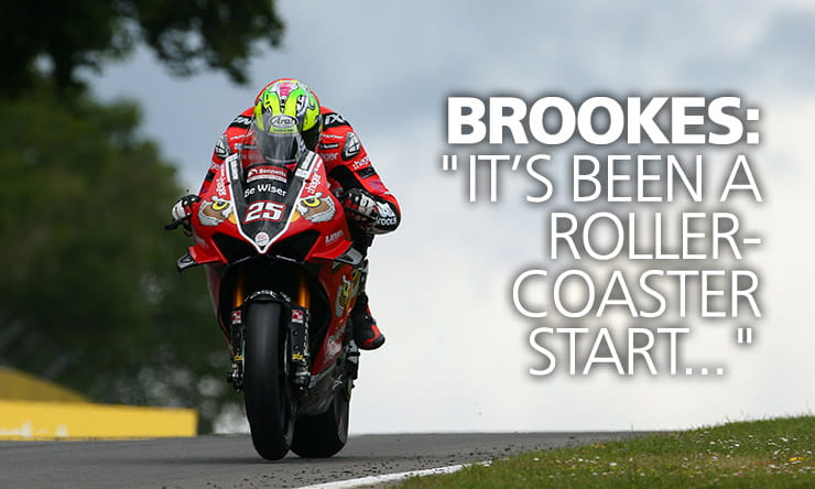 bsb2019 BRANDS HATCH JOSH BROOKES INTERVIEW