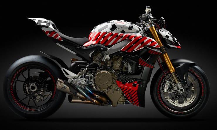 Ducati reveals prototype Streetfighter V4
