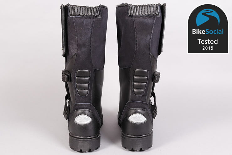 4909db2402814 Tested: Duchinni Quest motorcycle boots review