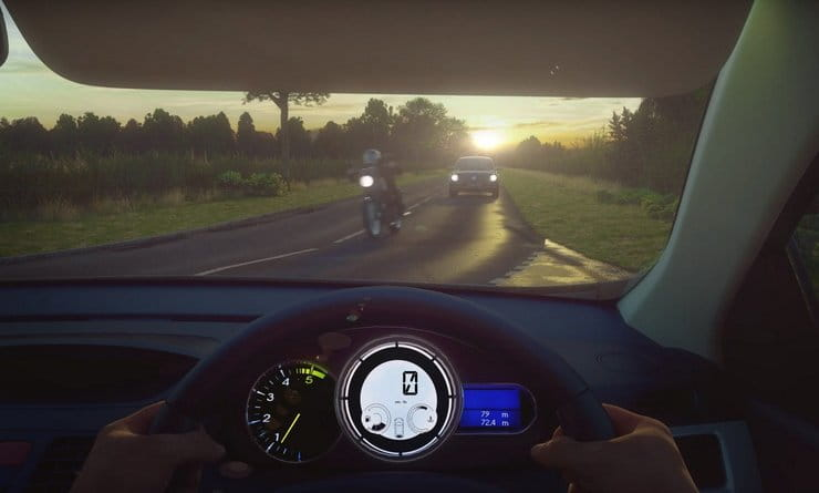 New DVSA videos aim to increase motorcycle awareness
