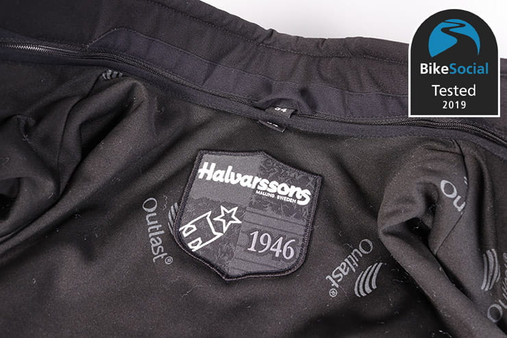 Tested: Halvarssons Walkyr jacket and Wish trousers review