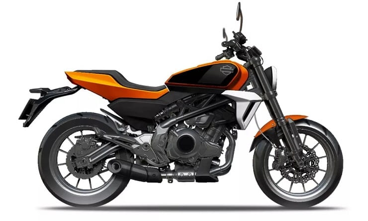 Harley-Davidson's new 338cc twin is a Benelli under the skin