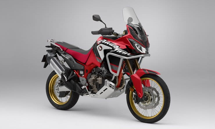 Honda Planning Crf850l Africa Twin For 2021