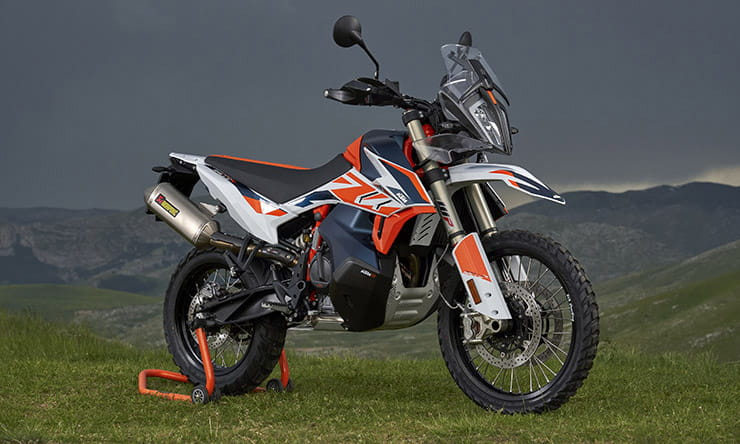 KTM 790 Adventure R Rally Launched 2019