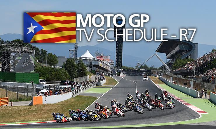 MotoGP - Weekend schedule and TV Times | BikeSocial