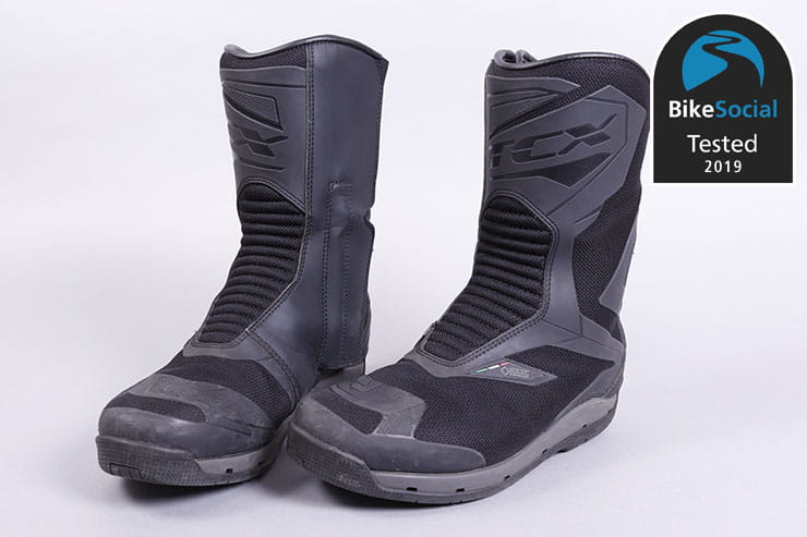 Tested: TCX Clima Gore-Tex Surround motorcycle boots review