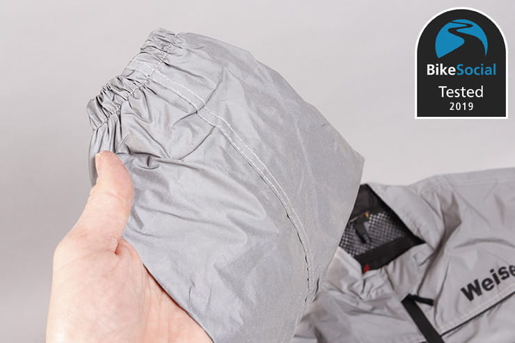 Tested: Weise Vision motorcycle waterproofs review