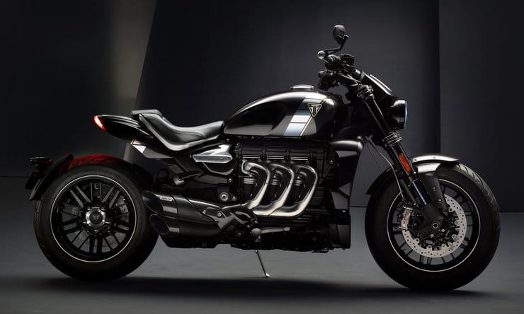 Triumph Rocket 3 TFC specs confirmed: 180hp, 166lbft and 290kg