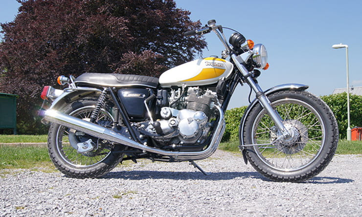 Bennetts Motorbike Insurance >> Triumph Trident T160 (1975) - Classic Review