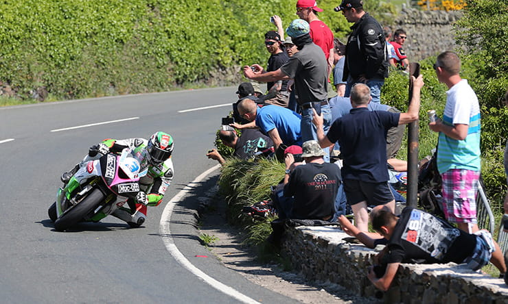 Isle of Man TT - Home to Hedgerow
