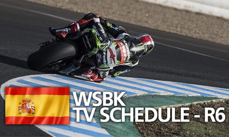 World Superbikes - Weekend schedule & TV times | BikeSocial