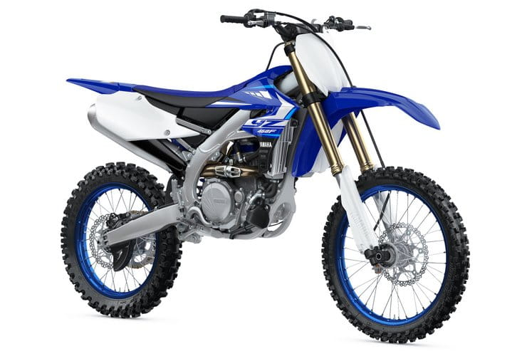 All-new Yamaha YZ450F leads 2020 motocross range